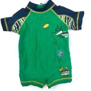 Baby Boy Swim-Gagou Tagou 0-3 months